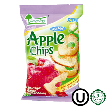 51 chips manzana berries 22grs