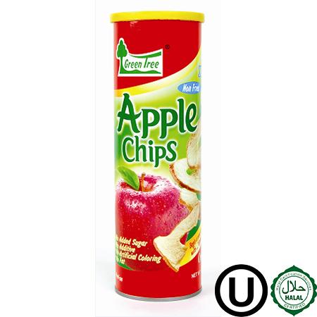 48 chips de manzana 50 grs