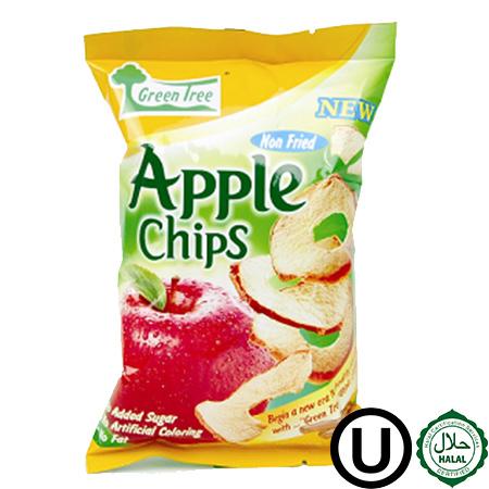 52 chips manzana canela 22grs